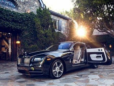 Rolls-Royce at Black & White Car Rental