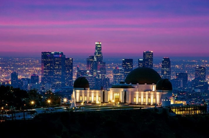 Griffith Observatory | Photo courtesy of William McIntosh, Flickr