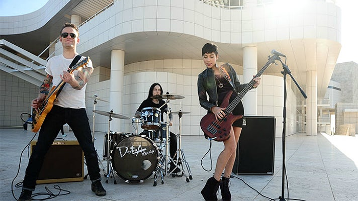 Live music performances at Getty Center