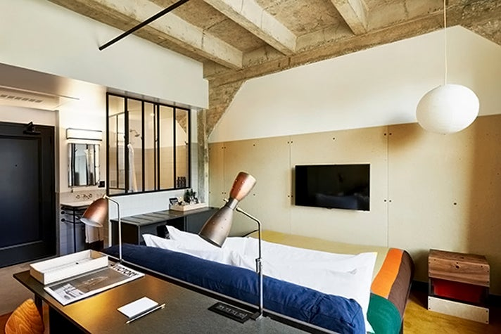 Medium Room at Ace Hotel Downtown Los Angeles