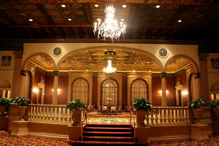 The Gold Room at Millennium Biltmore Hotel