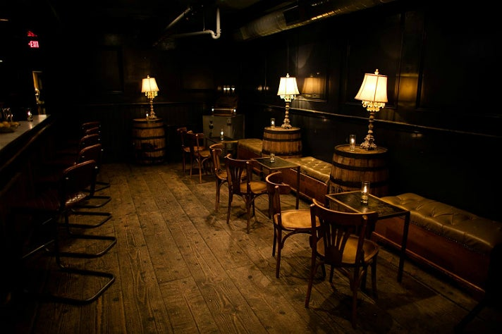 Basement Tavern at The Victorian