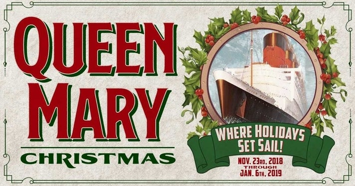 Queen Mary Christmas