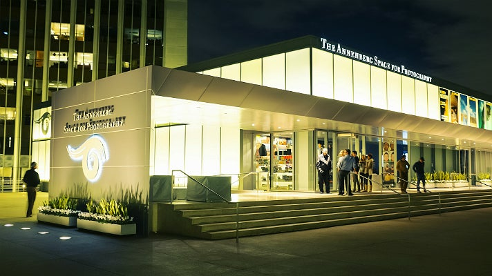 Annenberg Space for Photography in Century City