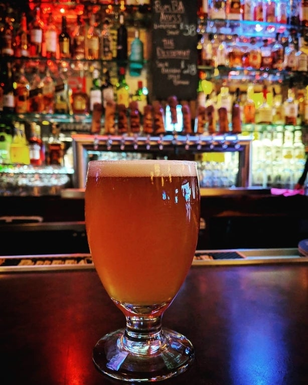 Bell's Hopslam at Blue Palms Brewhouse