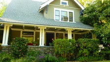 """Laurie Strode's house from """"Halloween"""""""