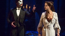 """The Phantom of the Opera"" at Pantages Theatre"