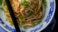 Szechuan style Summer Noodle at Hip Hot in Monterey Park