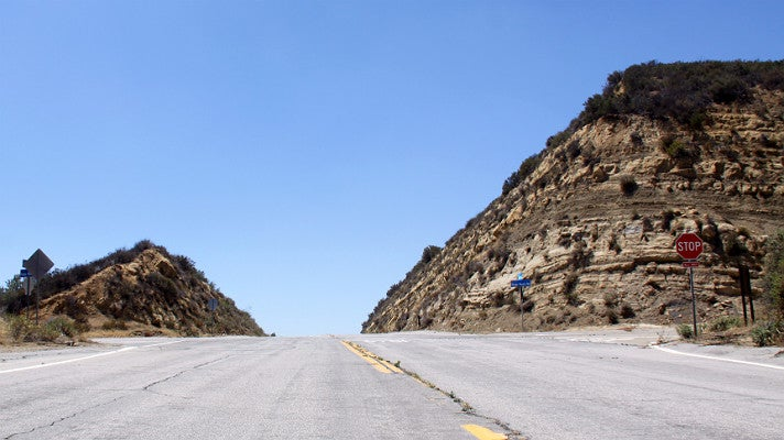 "Templin Highway from ""Furious 7"""
