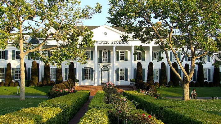 The Culver Studios Mansion