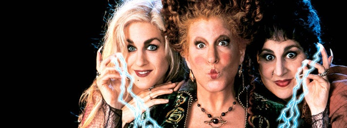 "Sisters from ""Hocus Pocus"""