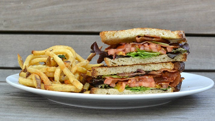 BLT at Ammo at the Hammer Museum