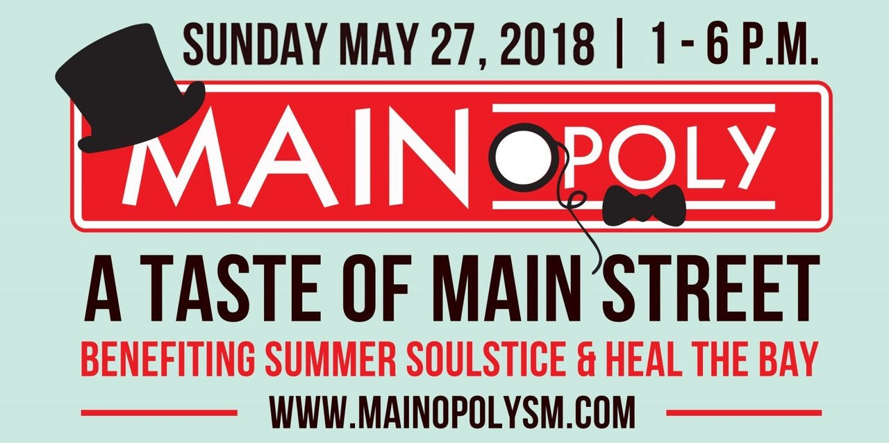 5th annual MAINopoly: Taste Of Main Street