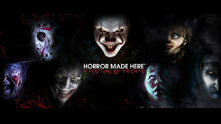 Horror Made Here 2018 at Warner Bros. Studio Tour Hollywood