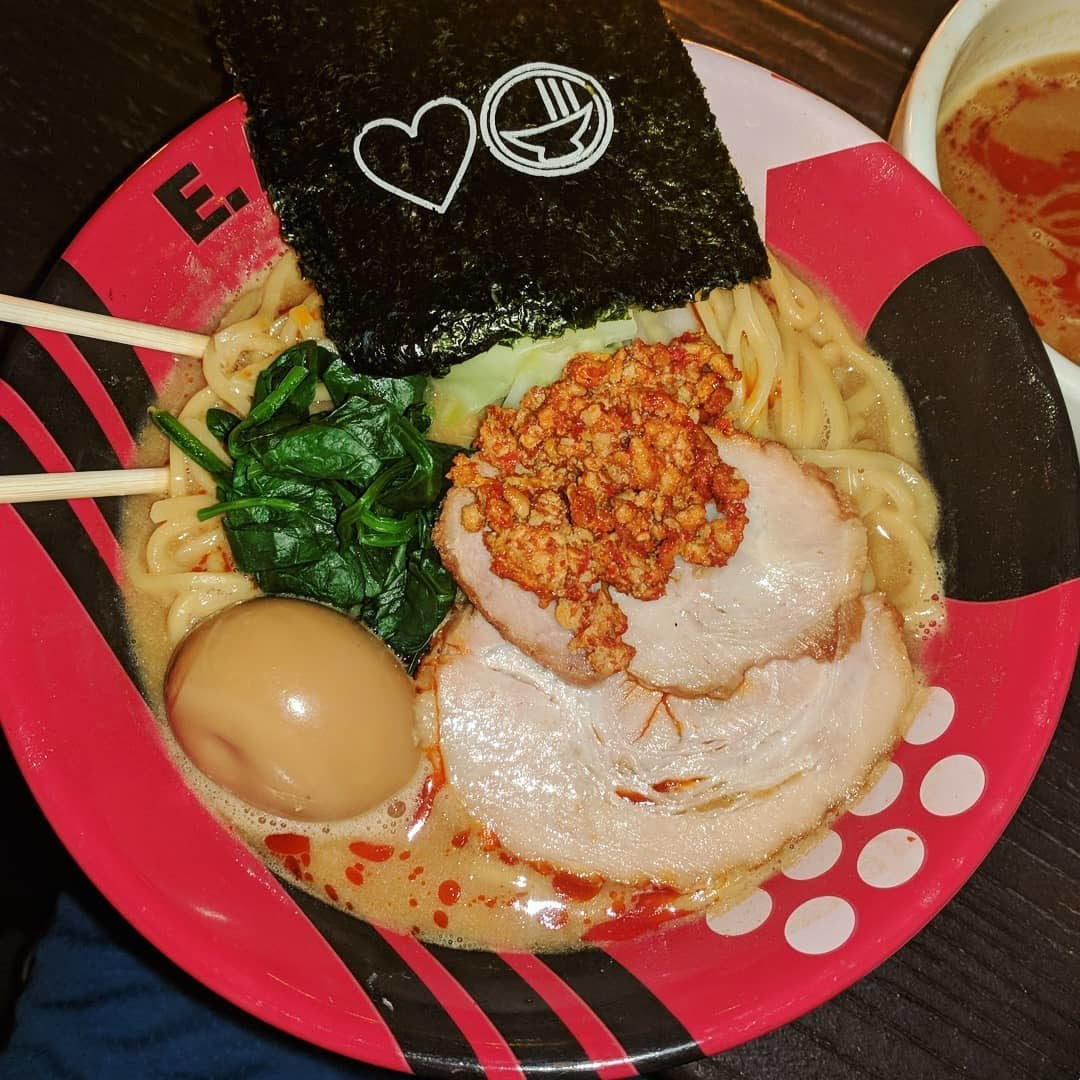 Oh So Hot! at E.A.K. Ramen on Melrose