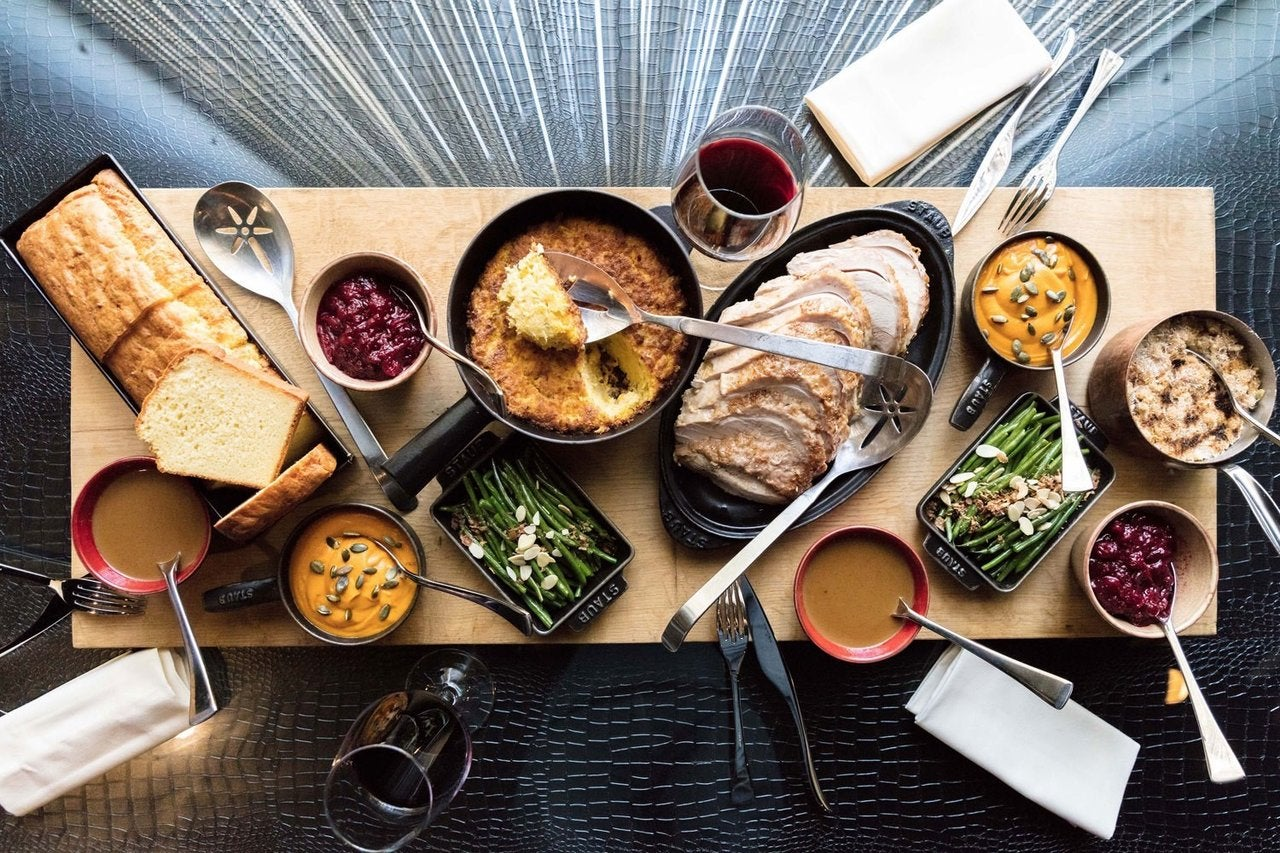 Thanksgiving Specials at STK Los Angeles